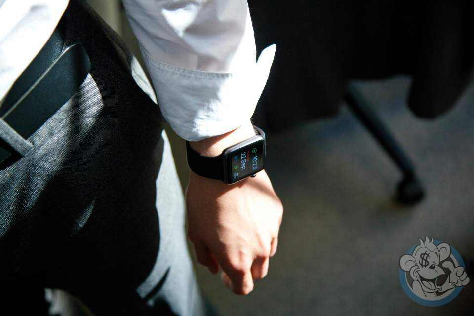 The Apple Watch in Business