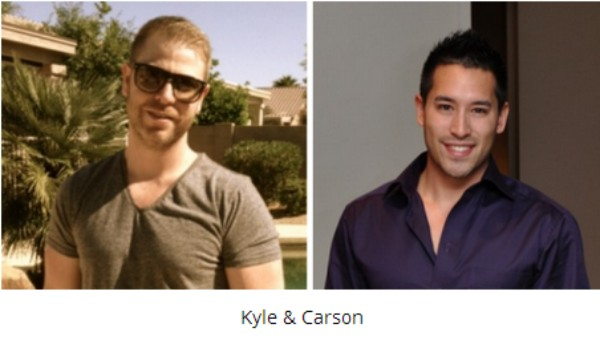 Founders of Wealthy Affiliate - Kyle and Carson